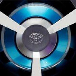 丰田半自动驾驶卡车测试氢燃料技术