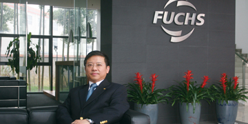 朱庆平 福斯润滑油(中国)有限公司CEO