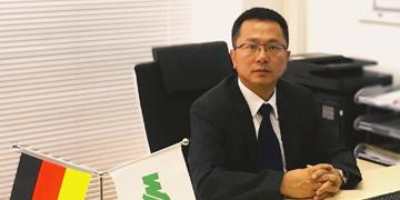 刘楠 万可电子(天津)有限公司市场兼销售总经理