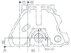 缸体精镗曲轴孔测量程序的优化及应用