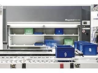 Megamat RS自动化垂直回转仓储系统