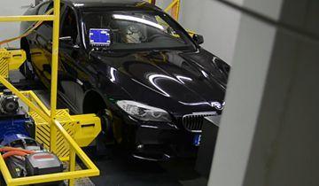 法国里昂整车能量管理试验中心