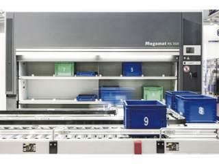 Megamat RS升降机