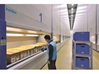 智能、高密度仓储系统