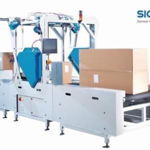 体积重量测量及条码扫描系统