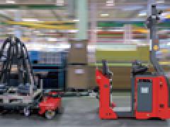 AGV助力自动化物流 走向工业4.0