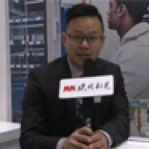 回顾:2016CeMAT ASIA访卡迪斯物流设备(北京)有限公司 大中华区总经理 Thomas
