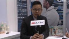 2016CeMAT ASIA访卡迪斯物流设备(北京)有限公司大中华区总经理 Thomas