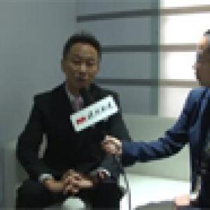 回顾:2016CeMAT ASIA访大福中国集团董事/销售总监 朱力先生