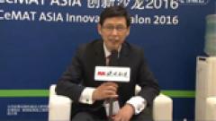 北京起重运输机械设计研究院荣誉院长 陆大明先生