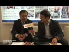 2016CeMAT ASIA访北京起重运输机械设计研究院物流仓储中心副总经理 孟令广先生
