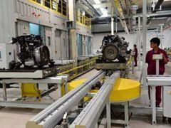 MES在江淮2.0柴油发动机工厂的应用及研究