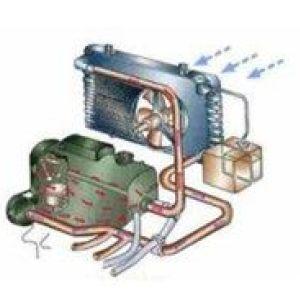 某型发动机冷却水套换热性能分析
