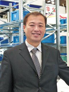 孟令广 北京起重运输机械设计研究院物流仓储工程事业部副总经理