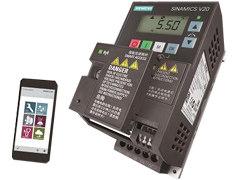 Sinamics V20 Smart Access智能连接模块