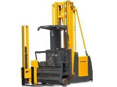 EKX 410垂直式电动拣选叉车(1000公斤)-VNA高架堆垛车