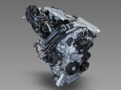 [视频]丰田1.2T发动机简析