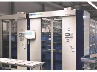 革新型仓储与检索系统