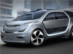 克莱斯勒Portal概念车采用面部识别技术