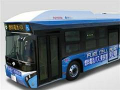 丰田氢燃料电池客车即将运营,燃料电池系统全新升级