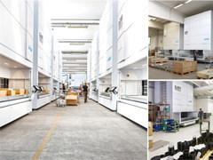 垂直升降式自动化立体货柜 Modula Lift