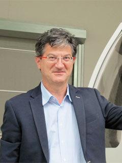瑞士精机全球销售总监Vincenzo Bonavoglia先生