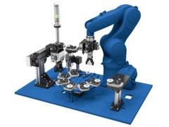 自动化生产及检测单元