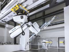 CIMT2017:横杆机器人 4.0