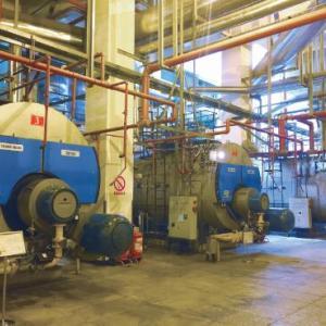 冷凝水回收装置改造