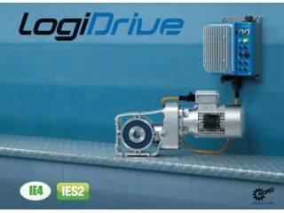 用于内部物流的 LogiDrive高效低维护驱动装置
