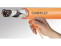 569种电缆快速剥皮:igus® 以集成的开口条扩展其电缆系列