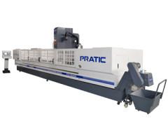 CIMT2017:普拉迪型材复合加工中心PYB-CNC4500