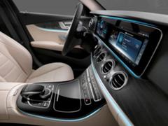 高清显示器助力梅赛德斯-奔驰E级车实现技术革新