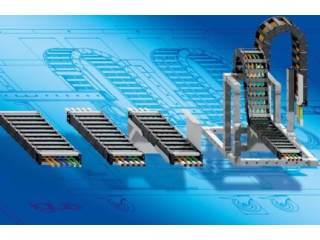所有部件由同一供应商提供:来自igus的工业化定制装配拖链系统