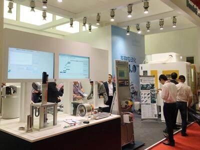 博世力士乐携互联自动化解决方案参加中国国际机床展览会