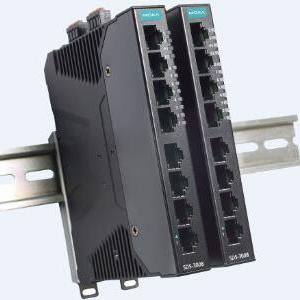 Moxa  SDS-3008智能交换机