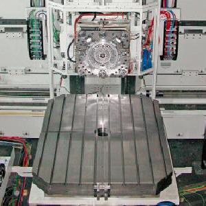 飞机制造业的工件精准定位