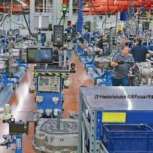SAP EWM/MFS 保证了零部件供应井井有条