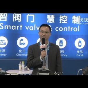 2017春季药机展 访深圳市得锐自动化设备有限公司