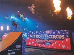 杜邦防护事业部就杜邦 ™ Kevlar®品牌与Nitro Circus新建合作关系