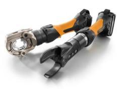 魏德米勒充电式断线和压接工具