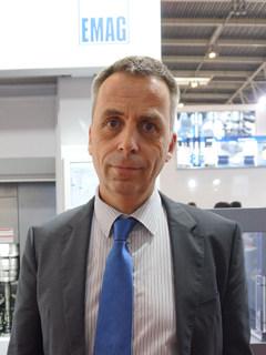 埃马克(中国)机械有限公司 CEO,Uwe Rondé博士