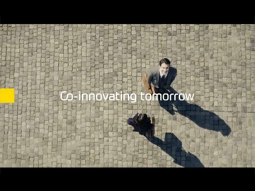 Co-innovating tomorrow- for the future