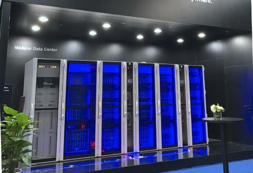 """威图(Rittal)最新的""""可扩展模块化数据中心"""""""