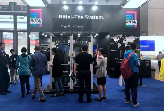 """威图(Rittal)创新的""""边缘数据中心""""备受瞩目"""