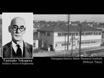 横河电机介绍