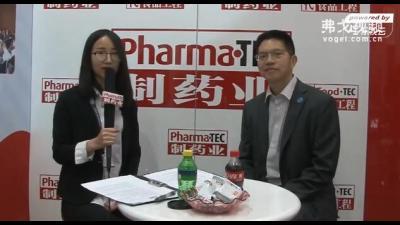 2017春季药机展 访森松公司