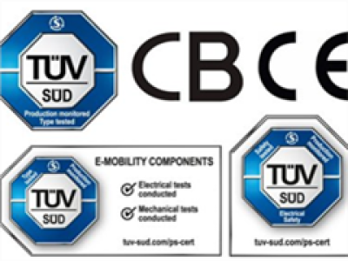 TUV南德为电动汽车充电设施提供测试与认证解决方案