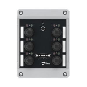 SureCross Q120无线按钮控制盒