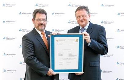 TUV莱茵助宝沃BX7成功通过欧盟整车型式认证